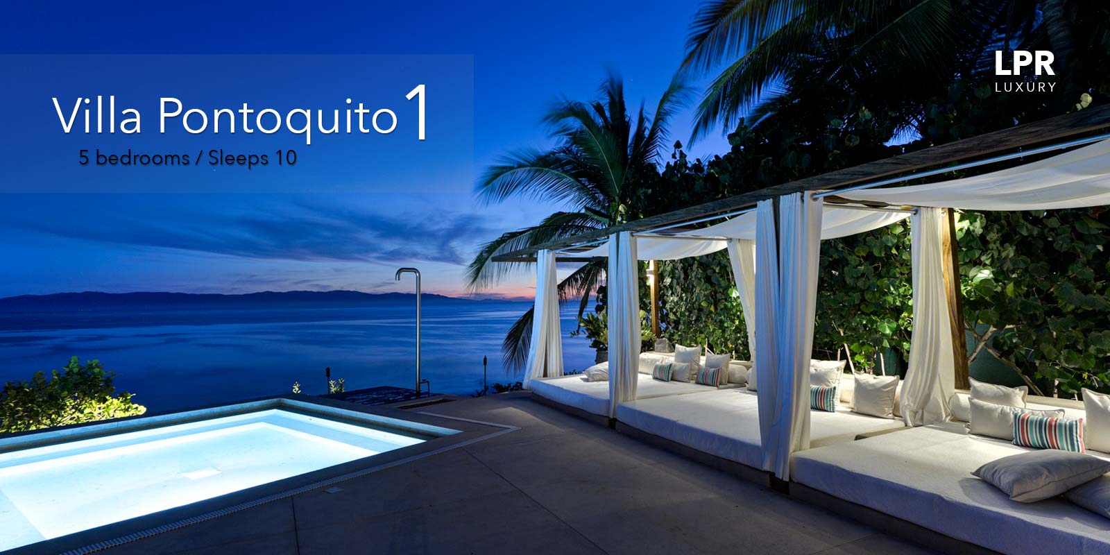 Villa Pontoquito 1 - Luxury Puerto Vallarta Real Estate