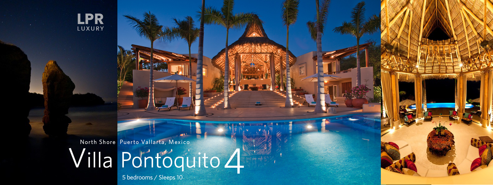 Villa Pontoquito 4 - Luxury Puerto Vallarta Real Estate